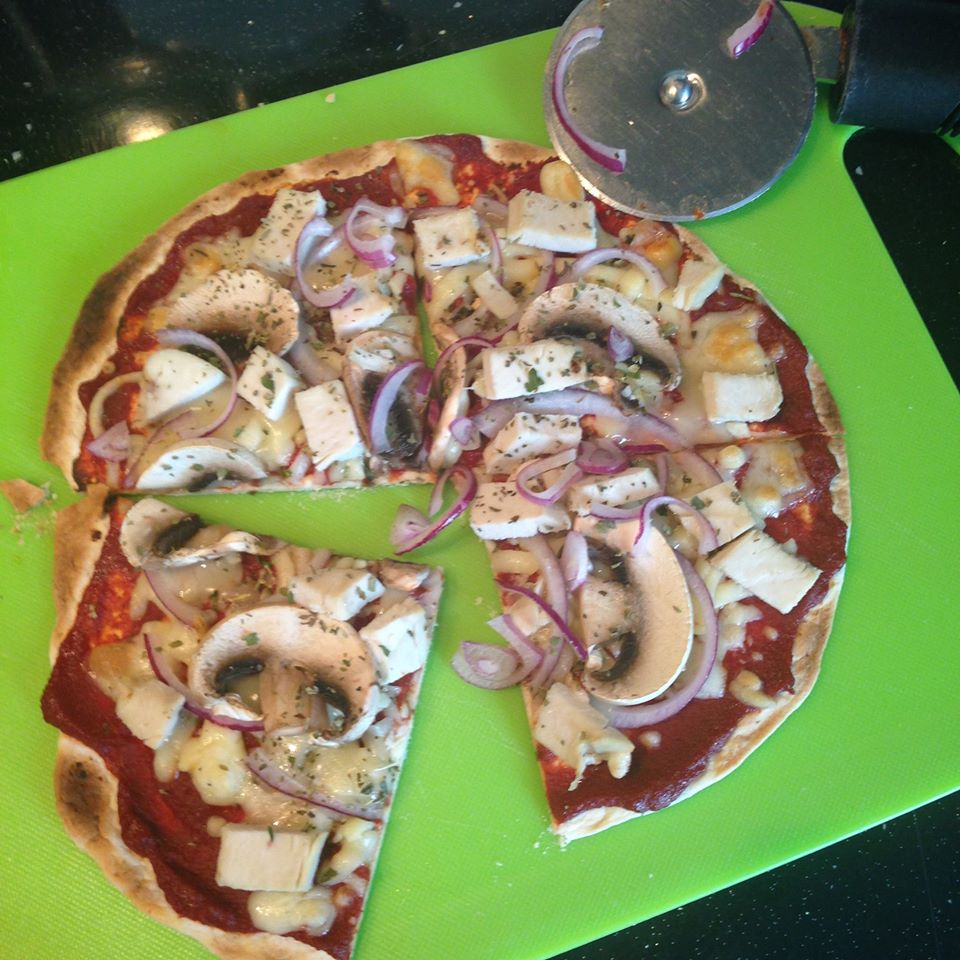 Recipe Syn Free Pizza Kells Slimming World Adventure
