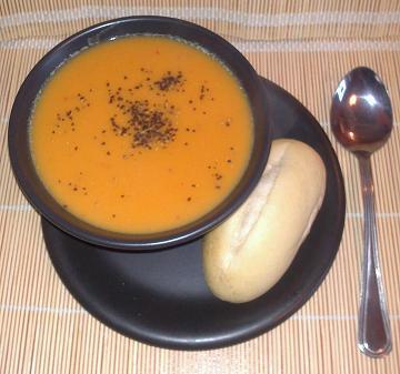 Thai Sweet Potato Soup Kells Slimming World Adventure