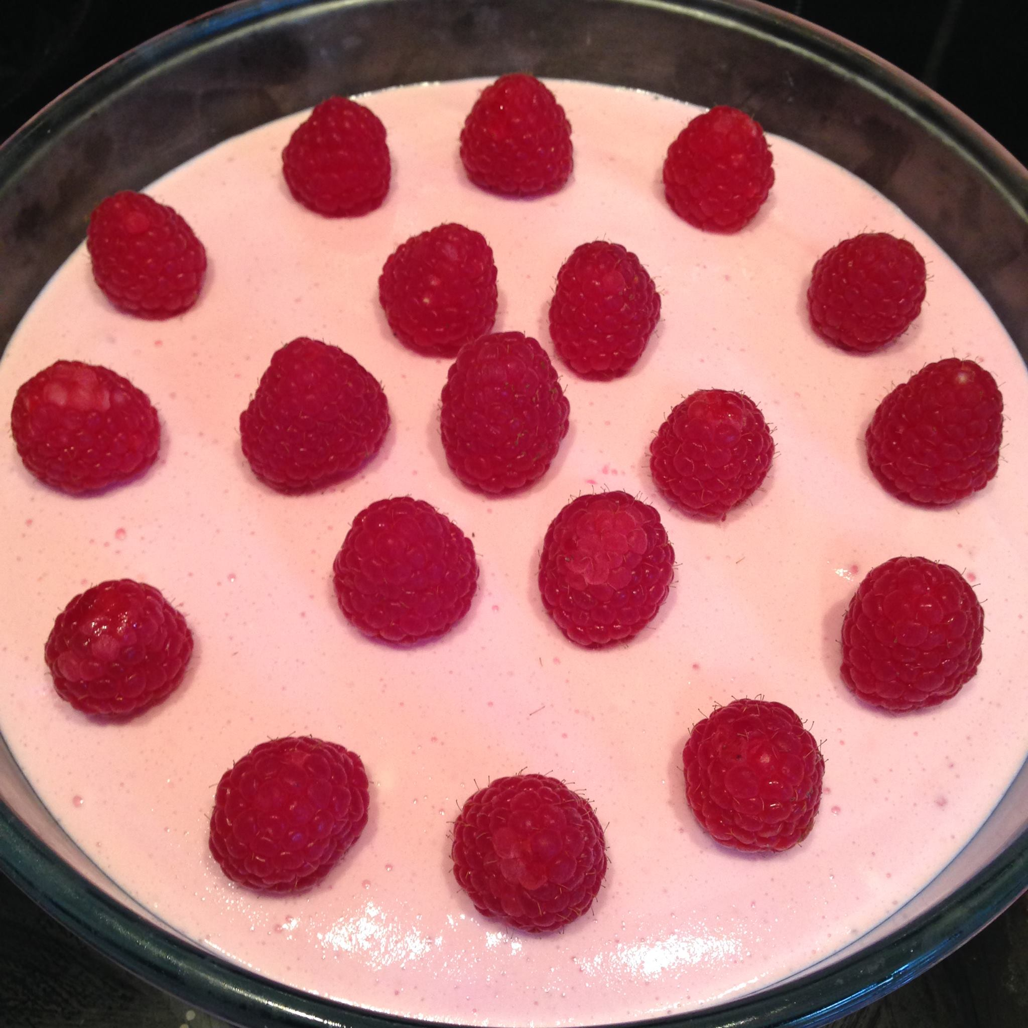 Recipe White Chocolate And Raspberry Mousse Kells