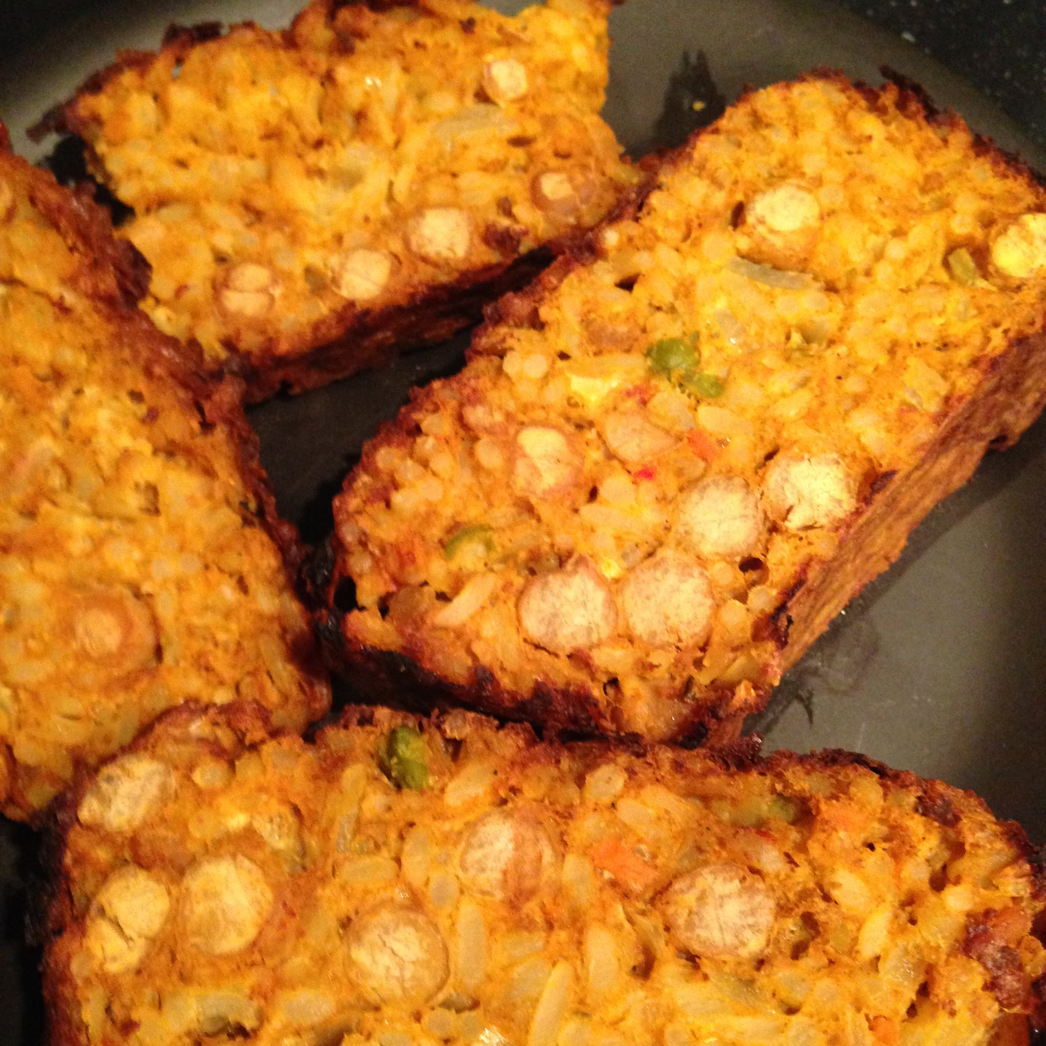 Recipe Chickpea Dahl Loaf Kells Slimming World Adventure