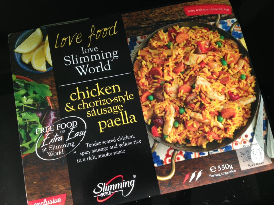 ready meal kell 39 s slimming world adventure