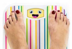feet-bathroom-scale-laughing-cute-face-dial-43018802